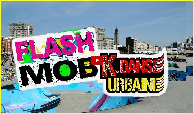 """ FLASH MOB "" ......................"