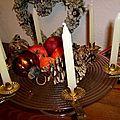 Pinces à bougies danoises
