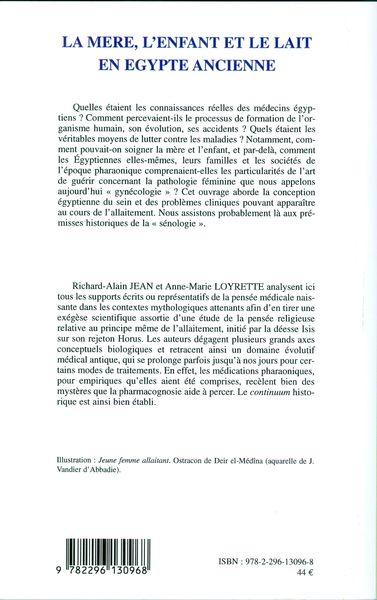 LAIT - 4èm de Couv