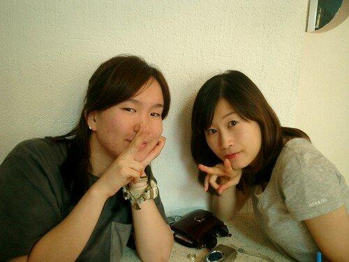 Jihye et NamSuk