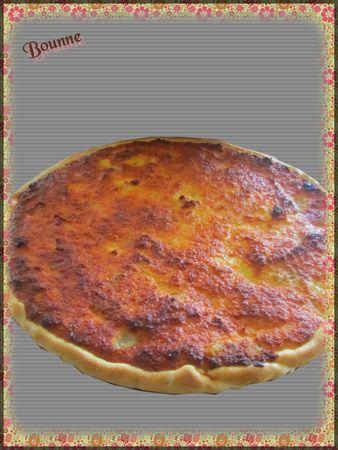 Tarte Antillaise (1)