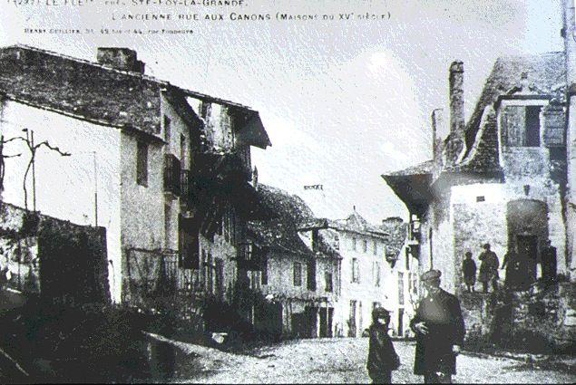 Rue des Canons