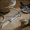 Canif à lame rétractable sliding christy - the christy knife company - le comptoir américain