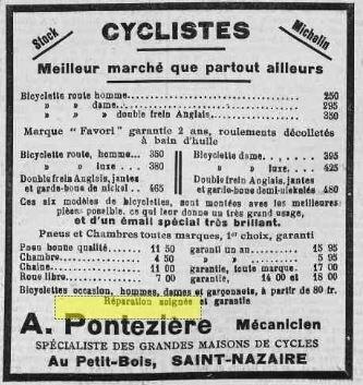 1922 le 11 février Courrier de Saint-Nazaire_2