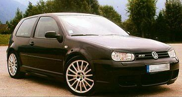VOLKSWAGEN - Golf R32, 3L2 V6 - 2002