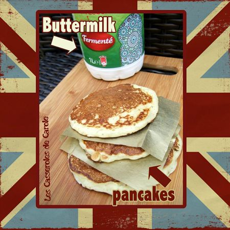 Buttermilk pancakes (SCRAP)