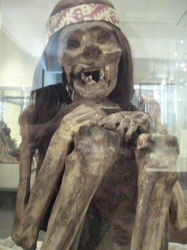 Musée Ica, suite de la série noire