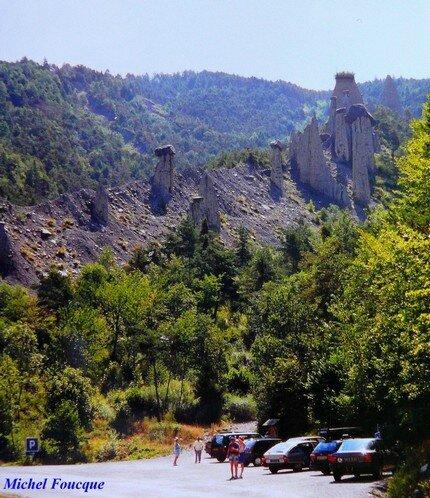 10) Tour du lac de Serre Ponçon à vélo