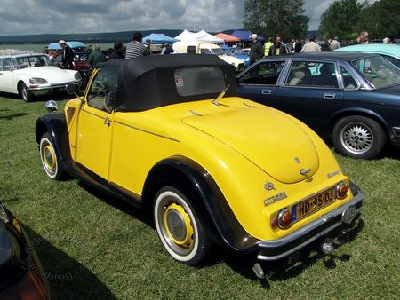 citroen 2cv spider, 1981, retro meus auto madine 2012 4