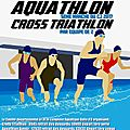 Aquathlon et cross tri - 1er mai