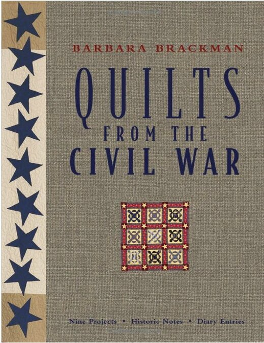 Quilts from tje civil war B