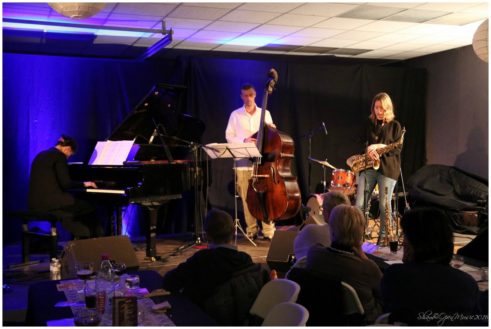 Open Music et Lys Music Orchestra : Prodigieuse collaboration pour l'Open Jazz Night