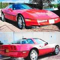 CHEVROLET - Corvette  1989