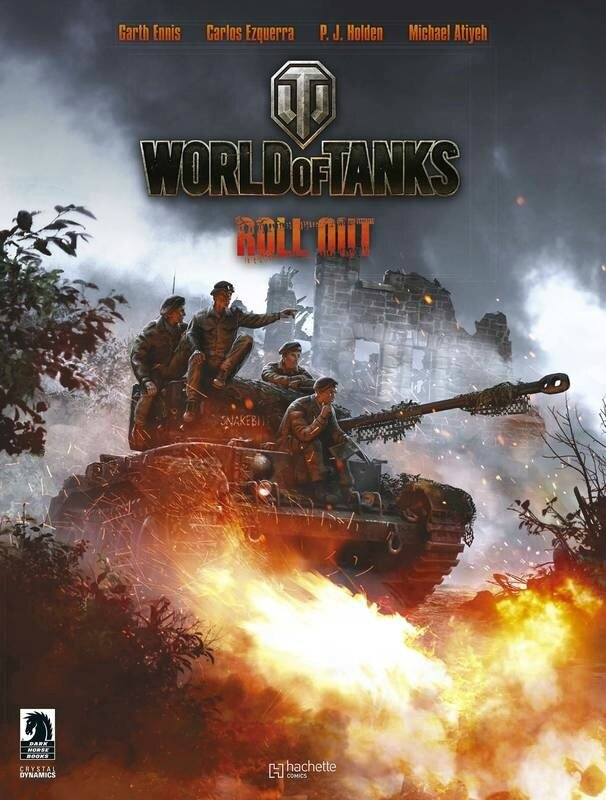 hachette world of tanks 01 roll out
