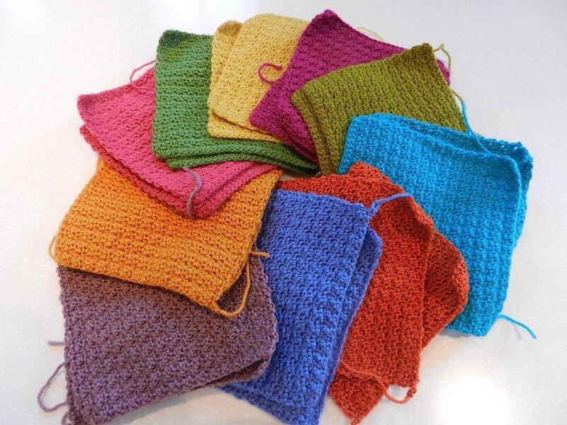 Carrés Crochet 3
