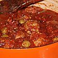 Boulettes de veau a la mozzarella et au basilic