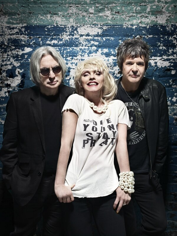 Blondie festival Beauregard 2014