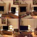Mais où mettez vous votre tv... suite ?