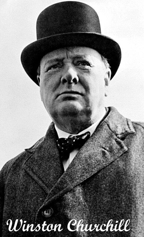 1929-Winston Churchill