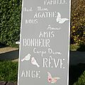 Toile message
