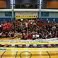 Ikf asian oceanian korfball championship - 2014