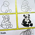 P and p : panda and pieuvre !