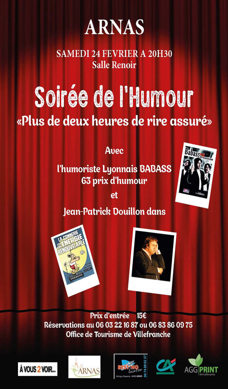 FLYER SOIREE HUMOUR BD