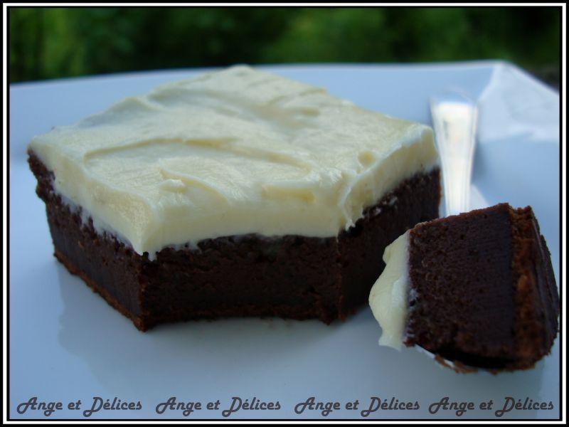 Gâteau au chocolat et au mascarpone 001