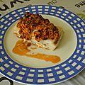 Filet de poisson en crumble de chorizo