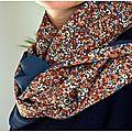 Nouveau foulard pour noël