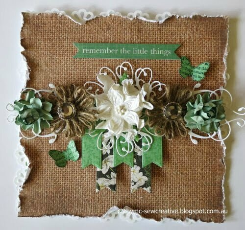 Remember the Little Things - Limelight - Cathy McGrath