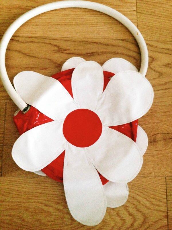 sac fleur