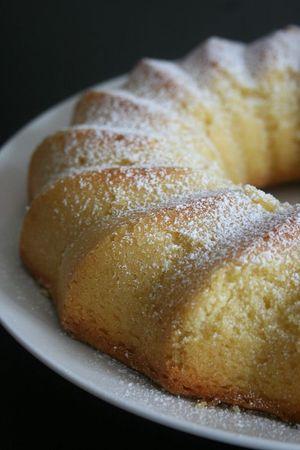 Gâteau de maïs et citron 2