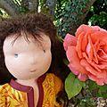 Défi 1ère poupée : les traits du visage