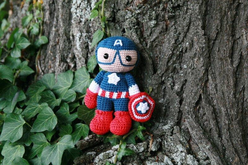 captain-america-amigurumi