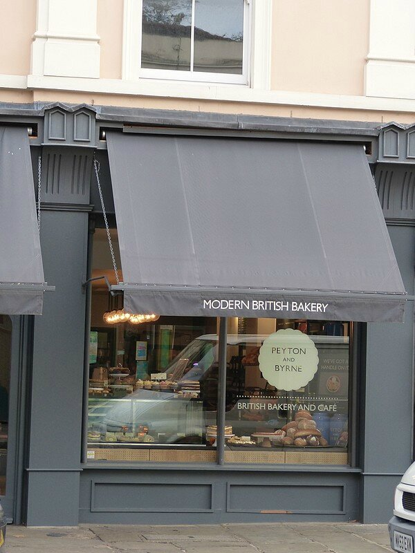 a modern british bakery P
