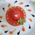 tartare de tomates ( du chef custos)( entrée d'été)
