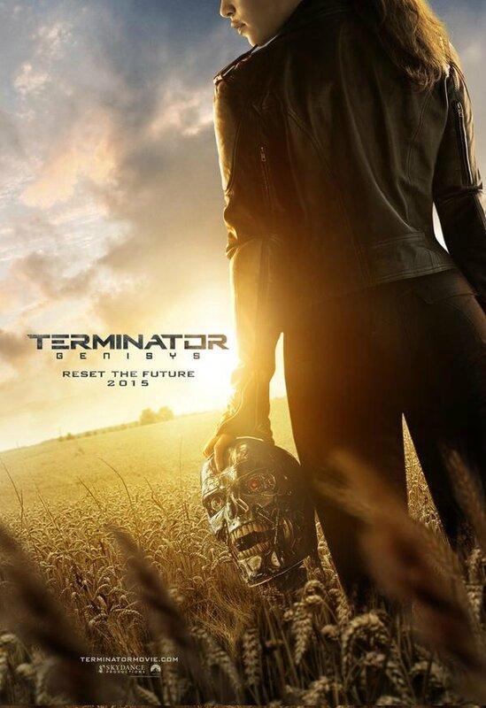 Terminator Genisys (affiche)