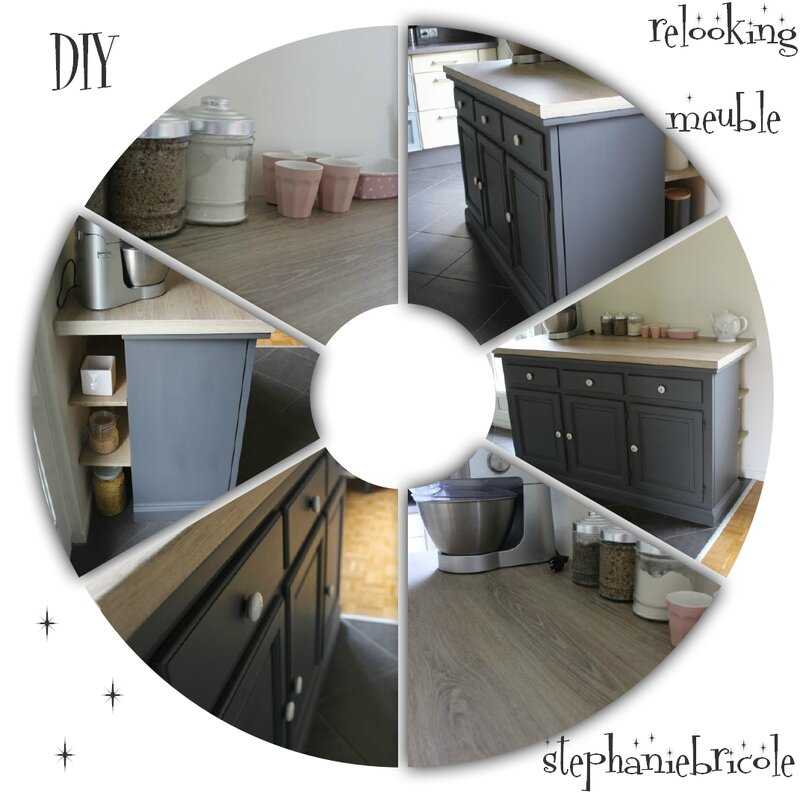 diy stephaniebricole meuble