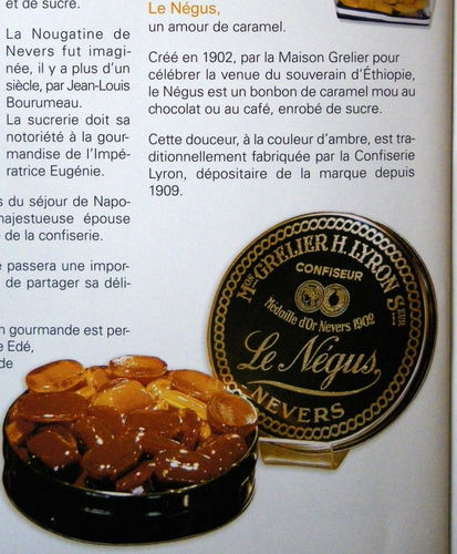 ** Le Negus de Nevers