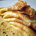 Recette pâte à crépe