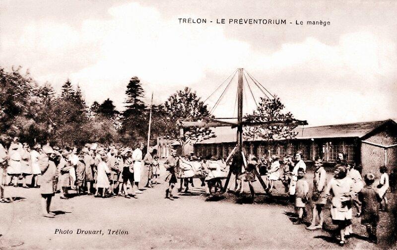 TRELON-Le Préventorium