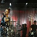 Garbage dans L'Album de la semaine sur Canal Plus