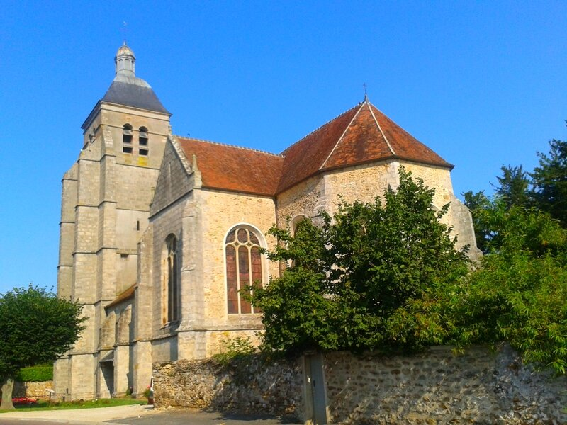 L'église de Faremoutiers 4