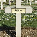 Soldat Louis BAZILE