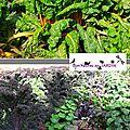 Le domaine de saint-jean de beauregard - le potager (2/2)