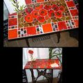 Tables-Bérengère Mosaique
