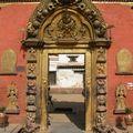 La porte d'or du palais (Bakhtapur)