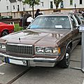 Mercury grand marquis colony park 1989