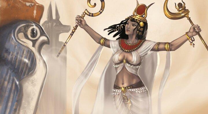 Blanc Niveau 1 prêtresse